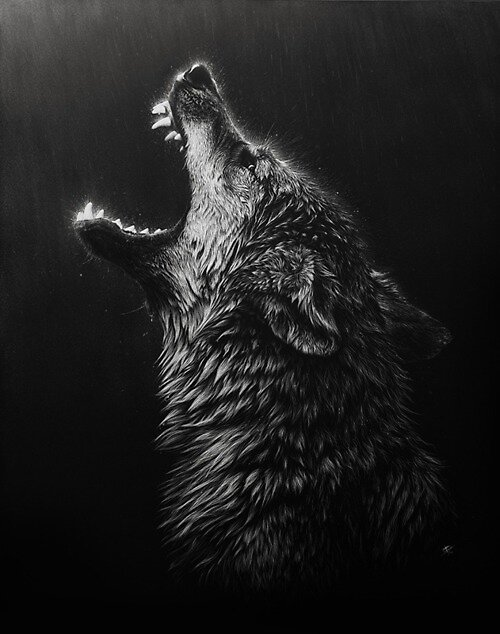 Wolf by Aaserud