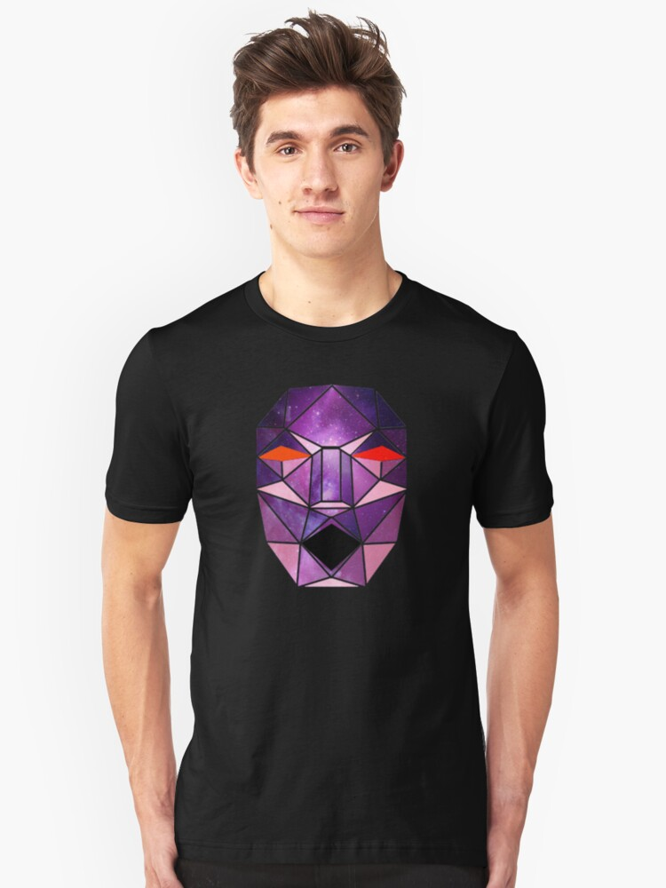 Galactic Andross Unisex T-Shirt Front