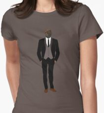 A Suit Of Cats Womens Fitted T-Shirt