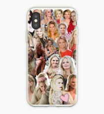 Jennifer Morrison - Collage iPhone Case