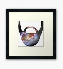 Vector 7 Framed Print