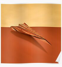 Paper Airplanes of Wood 4 Poster
