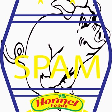 Spam 1960s Ad by zekret