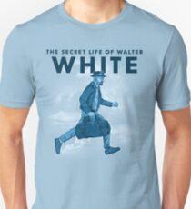 The secret life of Walter White Unisex T-Shirt