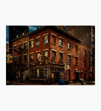 That Place In Soho Photographic Print