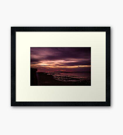 Seasalter Framed Print