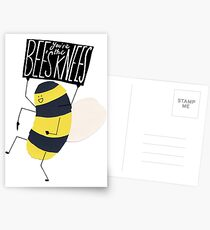 Bee's Knees Postcards