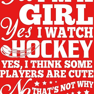 Hockey girl by bestlook