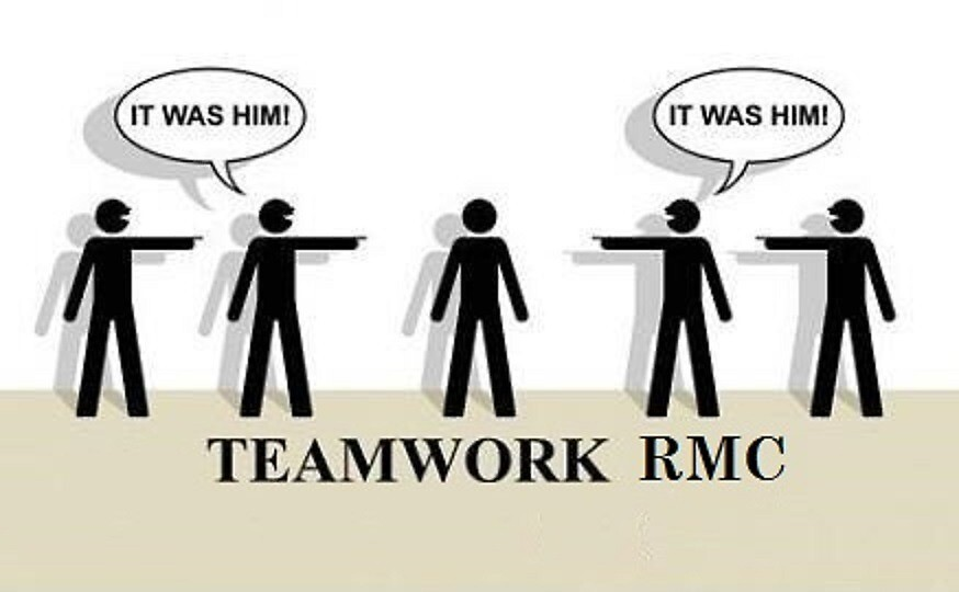 Teamwork RMC by GuerrillaHills