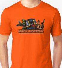Space Marines! Unisex T-Shirt