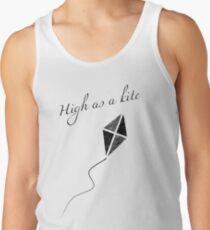 High as a kite Tank Top