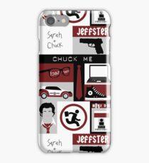 NBC Chuck Phone Case iPhone Case/Skin