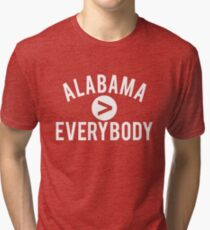 Alabama > Everybody Tri-blend T-Shirt