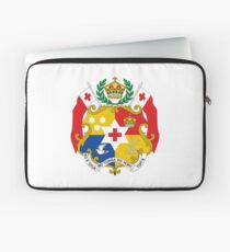Coat of Arms of Tonga  Laptop Sleeve