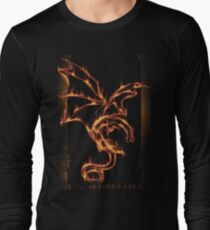 Fire and Death Long Sleeve T-Shirt