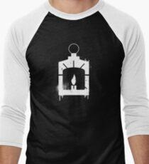 The Railroad Men's Baseball ¾ T-Shirt