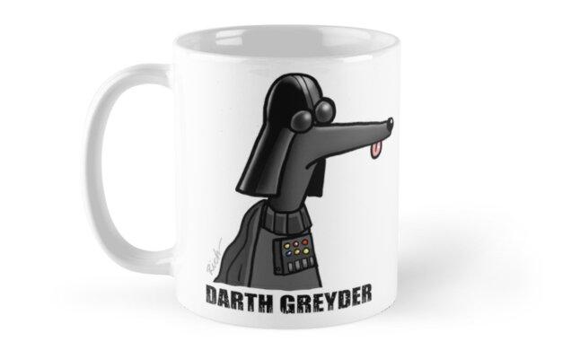 Darth Greyder by RichSkipworth