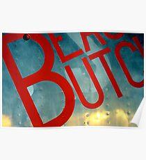 Beauty Butch Poster