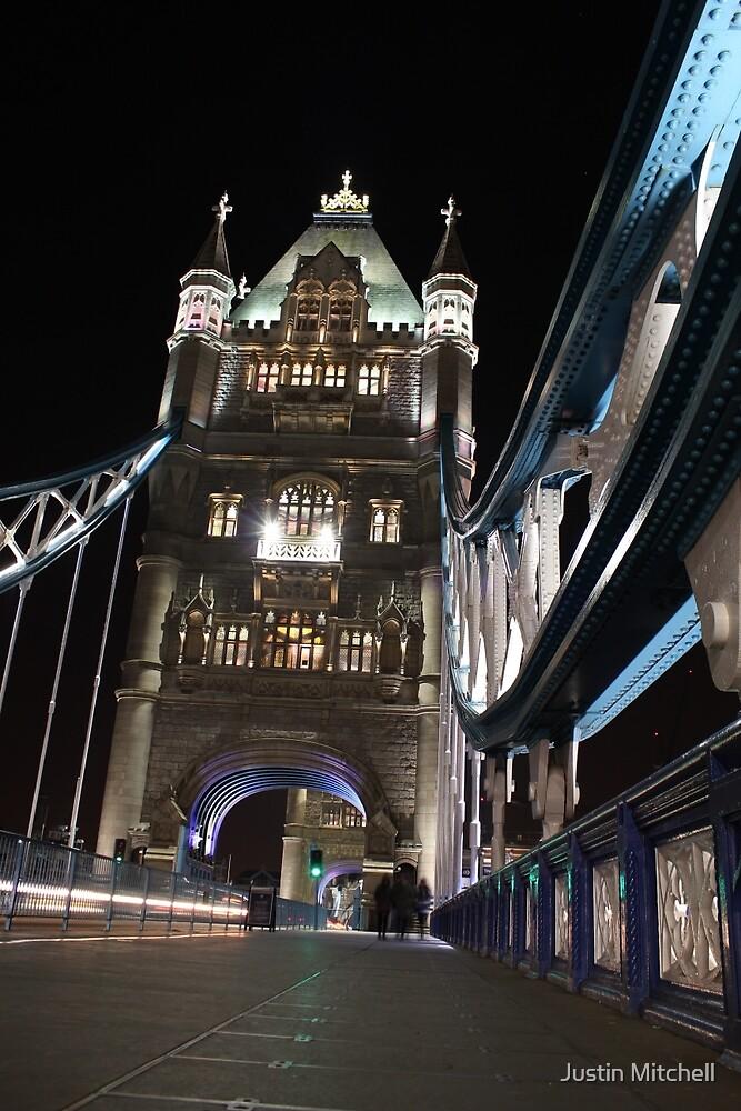 Tower Bridge, London, England, UK * by Justin Mitchell