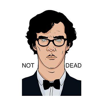 Sherlock-Not Dead by RabidDog008