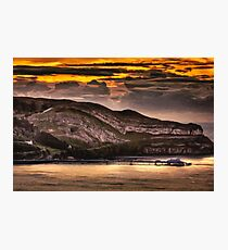Great Orme Sunset Photographic Print