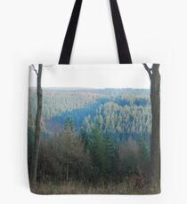 Dalby Forest Tote Bag