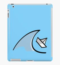 Sailboat in the Waves iPad Case/Skin