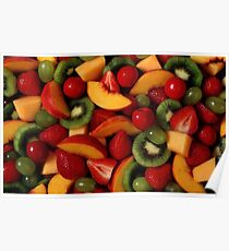 Fruit Mix Poster
