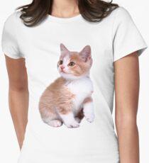 Kitten! Sale!!! Women's Fitted T-Shirt
