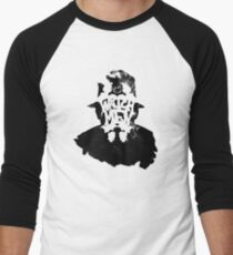 Watchmen - Rorschach Stain Men's Baseball ¾ T-Shirt
