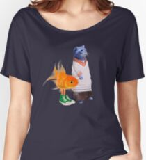 The Amazing World of Gumball in real life Women's Relaxed Fit T-Shirt