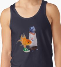 The Amazing World of Gumball in real life Tank Top