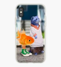The Amazing World of Gumball in real life iPhone Case