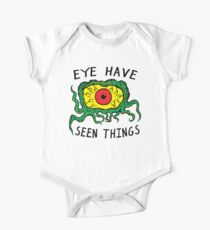 Eye Have Seen Things One Piece - Short Sleeve