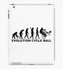 Evolution Cycle ball iPad Case/Skin