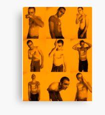 Ewan McGregor - Trainspotting Canvas Print