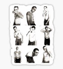 Ewan McGregor - Trainspotting Sticker