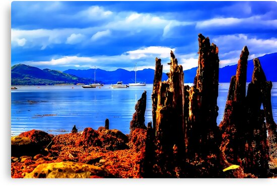 Loch Fyne by Focal-Art