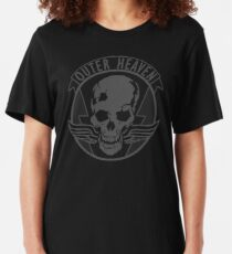 Outer Heaven Slim Fit T-Shirt