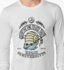 Helix Fossil University 2 Long Sleeve T-Shirt