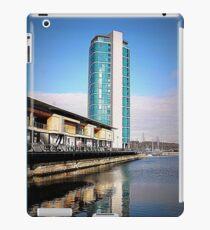 Riverside Tower iPad Case/Skin