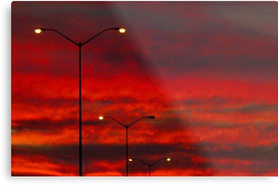 Burnt Sky by Jim Cumming