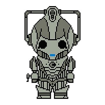 Cyberman by BandKids4Life