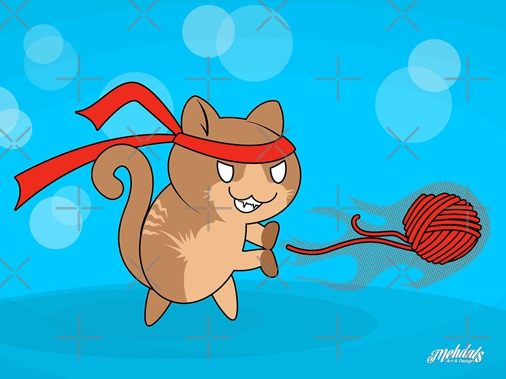Cat-Ouken by Mehdals