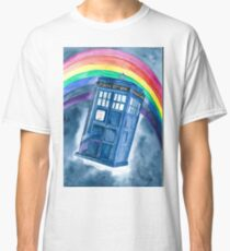 Sci Fi  inspired by The Doctor Classic T-Shirt
