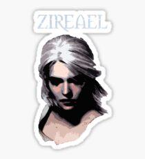 The Witcher - Ciri Zireael Sticker