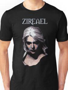 The Witcher - Ciri Zireael Unisex T-Shirt