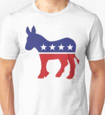 Democrat Original Donkey Unisex T-Shirt