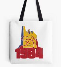 ORWELL 1984 Tote Bag
