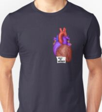 Out of Order Heart Unisex T-Shirt